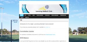 Leeming Netball Club
